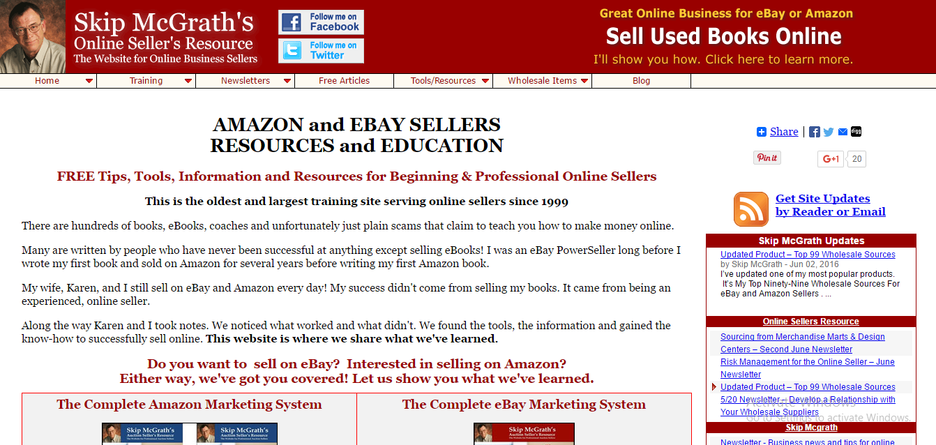 7 Ebay Blogs For Online Sellers You Should Be Reading