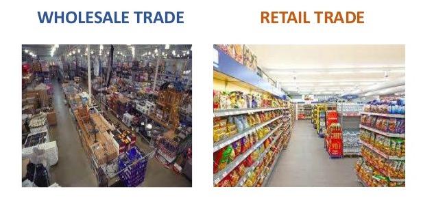 wholesailing-retailing