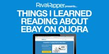 7 Things I Learned Reading About eBay on Quora