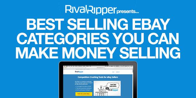 best selling ebay categories